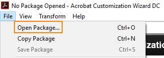 Customize Adobe Acrobat Reader DC for Automated Deployment