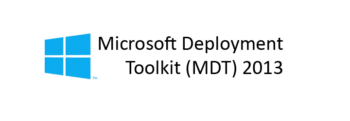 Automated Imaging using MDT and WDS – Just Another IT Guy